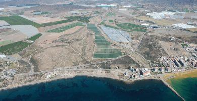 Playa La Casica Verde en Águilas