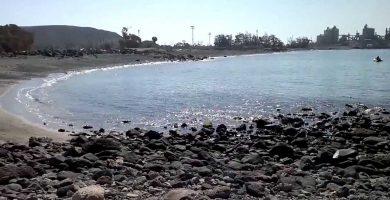 Playa La Charca en Teguise