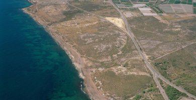 Playa La Entrevista en Pulpí