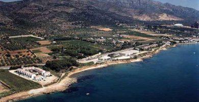 Playa La Fonda en Alcanar