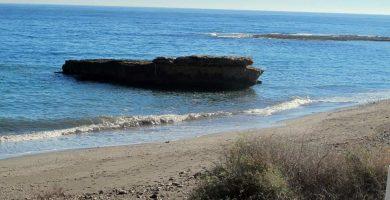 Playa La Galera en Estepona