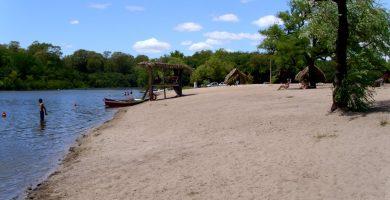 Playa La Garañona en El Sauzal