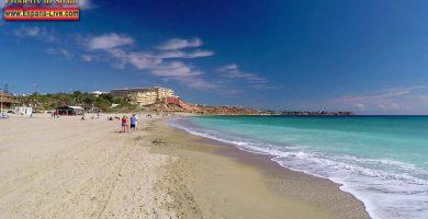 Playa La Glea en Orihuela