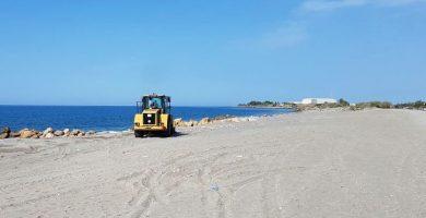 Playa La Habana en Adra