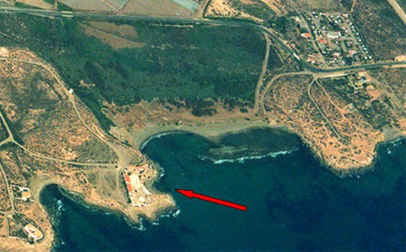 Playa La Herradura en Almuñécar