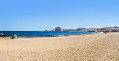 Playa La Jaquita en Guía de Isora