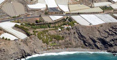 Playa La Joya en Motril