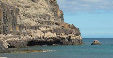 Playa La Lajita en Pájara