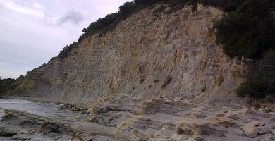 Playa La Llobella en Benissa