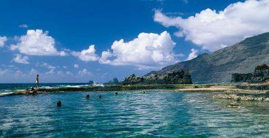 Playa La Maceta en Frontera