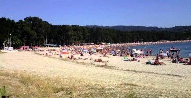 Playa La Madalena en Cabanas