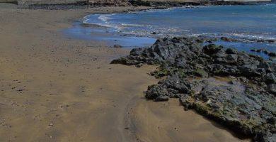 Playa La Mareta en Granadilla de Abona