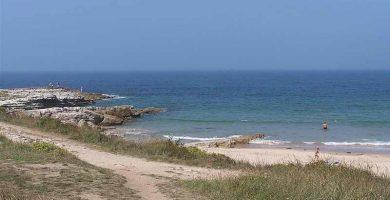 Playa La Maruca en Santander