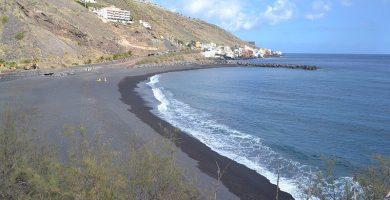 Playa La Nea en El Rosario