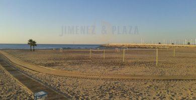 Playa La Paella en Torredembarra