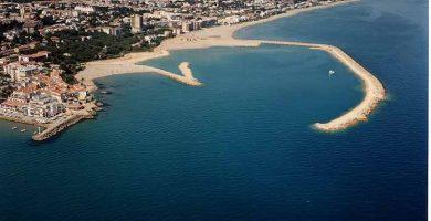 Playa La Pelliseta en Roda de Barà
