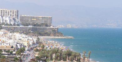 Playa La Peña del Dice en Tías