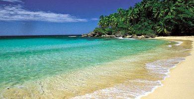 Playa La Peña Grande en Tías