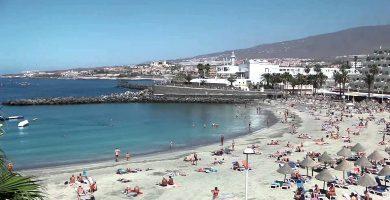Playa La Pinta en Adeje