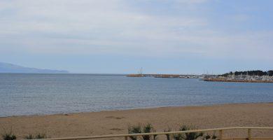 Playa La Platja en L'Escala
