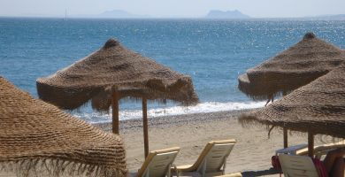 Playa La Rada en Estepona