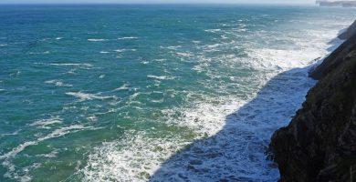 Playa La Talá en Llanes