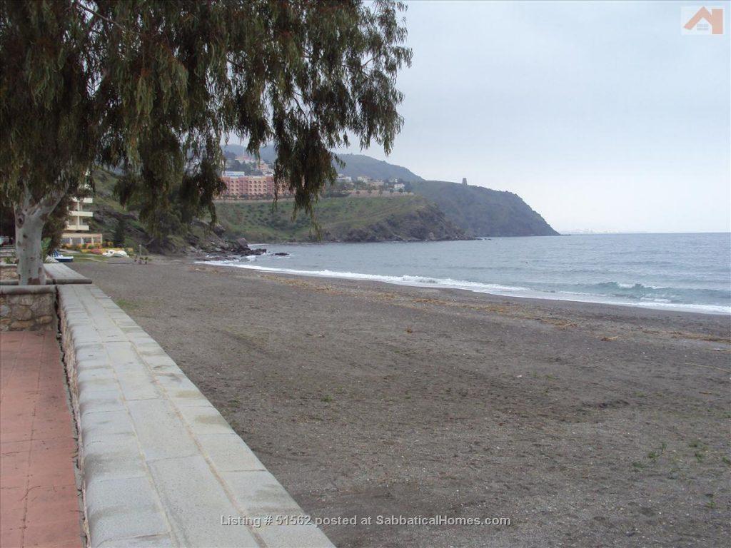 Playa La Veintiuna en Almuñécar