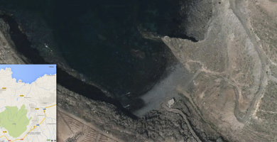 Playa Lagarto en Gáldar