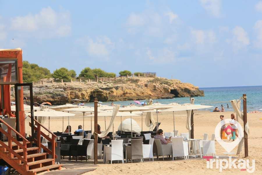 Playa L'Arrabassada en Tarragona