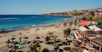 Playa Las Américas en Adeje