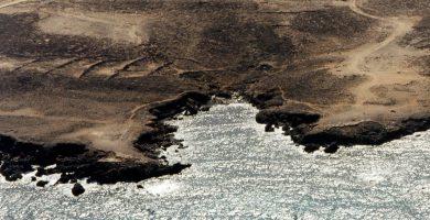Playa Las Caletillas en Candelaria