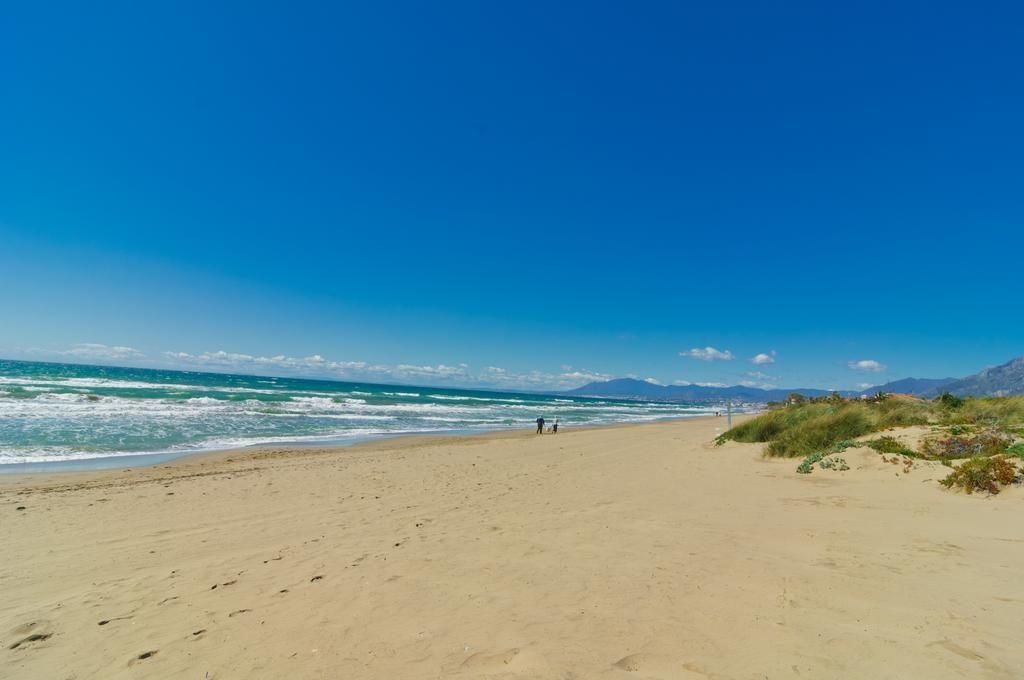 Playa Las Chapas en Mazarrón