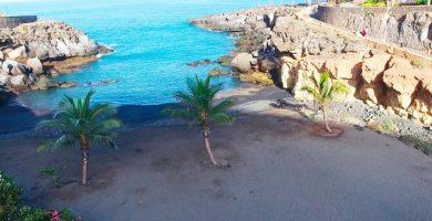 Playa Las Galgas en Adeje