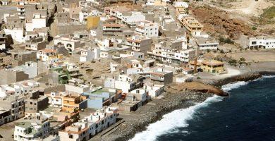 Playa Las Maretas en Arico