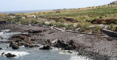 Playa Las Mujeres en San Bartolomé de Tirajana