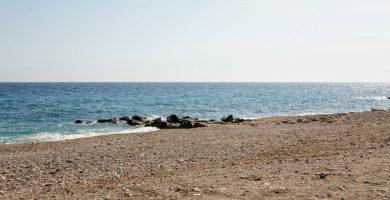 Playa Las Olas en Almería