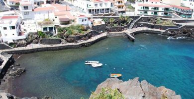 Playa Las Playas en Valverde