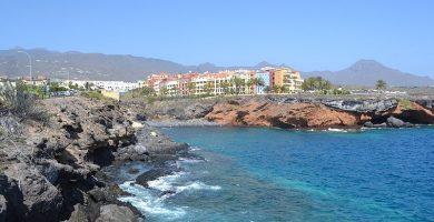 Playa Las Salinas en Roquetas de Mar