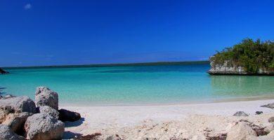 Playa Las Salineras en Villa de Mazo