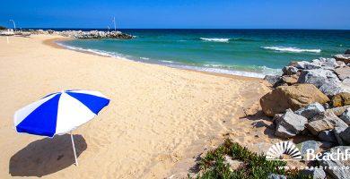 Playa L'Astillero en Vilassar de Mar