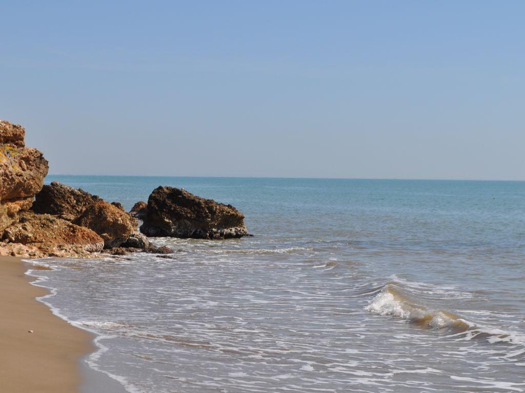 Playa Les Delicies en Sant Carles de la Ràpita
