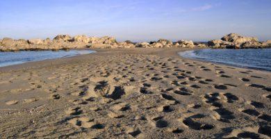 Playa Les Muscleres en L'Escala