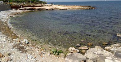 Playa Les Rotes en Dénia