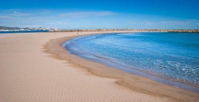 Playa L'Estany en Cullera