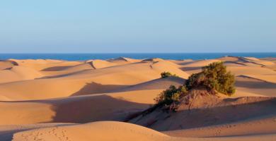 Playa Lingunde en Camariñas