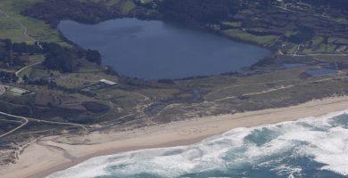 Playa Lobadiz en Ferrol