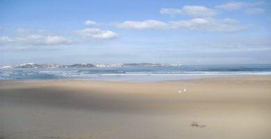 Playa Loredo en Ribamontán al Mar