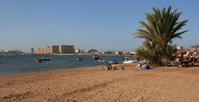 Playa Los Alemanes en Tarifa