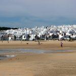 Playa Los Bateles en Conil de la Frontera