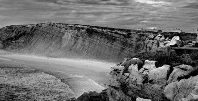 Playa Los Caballos en Miengo